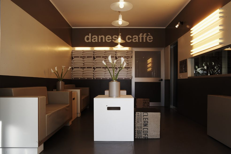 Danesi Caffee Entrance Hall, Rome