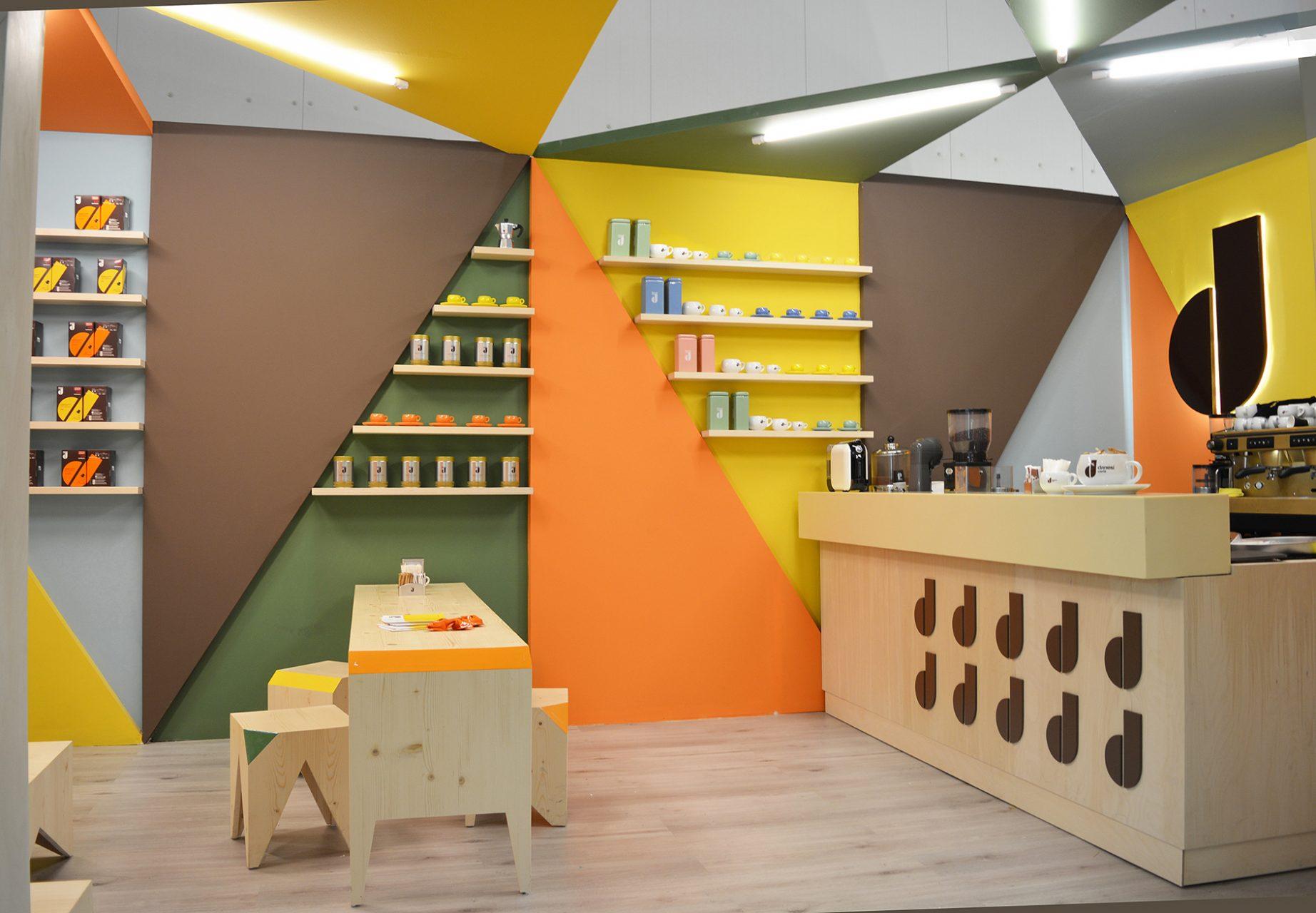 Danesi Caffe Exhibition Stand, Metropolitan Expo Athens