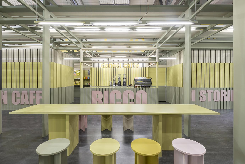 Danesi Caffe Exhibition Stand, Sao Fiera Milano